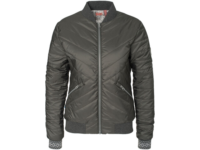 Varg Stockholm Jacket Damen dark grey